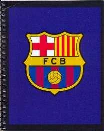 Тет-ГР.80л.Barcelona logo-350031 (4в)