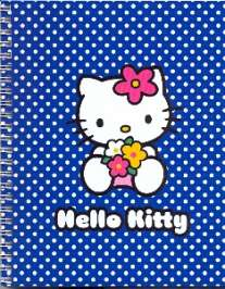 Тет-ГР.80л.Hello Kitty-CB-36222 (4в)