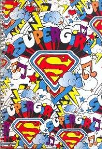 Тет-ГР.80л.А4 Supergirl-350069