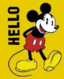 Тет-ГР.96л.кл+лин.Mickey-35654(4в)