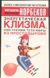 Энергетическая клизма, или Триумф тети Нюры из Простодырово Норбеков М.С.