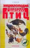 Рахманов А.И. - Энциклопедия ототничьих и домашних птиц' обложка книги