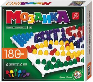 Наст.игр.:ДК.Мозаика 10/180-цветн.974