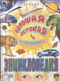 Большая детская иллюстрированная энциклопедия Лебедева Н.Ю.