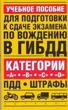 Учебное пособие для подготовки к сдаче экзамена по вождению в ГИБДД