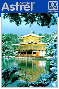 Пазл.1000А.04221 Зимняя Пагода