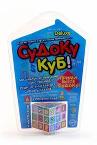 A.K.0290 Судоку-куб(головоломка)