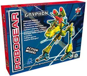 Gryphon. Коллекционная функциональная модедь 2002