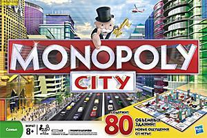 H.Игра:Монополия Сити