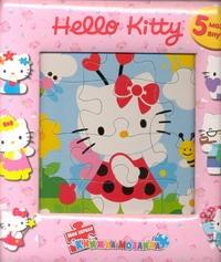Hello Kitty:Моя первая книжка-мозаика