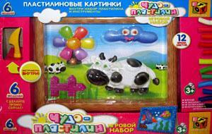 K.N.Чудо-пл.2341 Смешная корова
