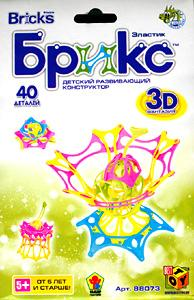K.SH.Конструктор Брикс 3D. 40 дет.Десерт.арт.JH8807С