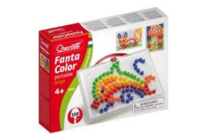 Q. Мозаика-0953/150/15 Фантастические цвета  Мининабор – 150 элементов.