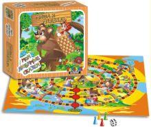 Наст.игр.:ТГ.Сказки Маша и медведь арт.00631