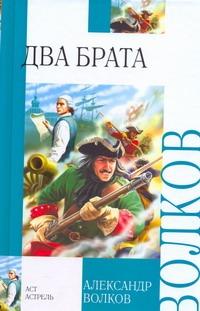 Волков А.М. - Два брата обложка книги