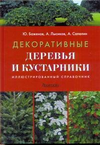 Декоративные деревья и кустарники Баженов Ю.А, Лысиков А. Б., Сапелин А. Ю.
