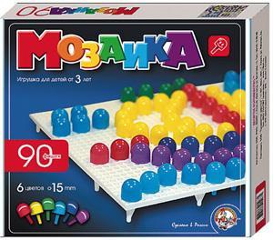 Наст.игр.:ДК.Мозаика 15/90-цветн.00964