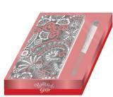 Ежедневник в коробке с ручкой