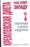 Кремлевская диета - наш ответ Западу Афанасьева О.В.