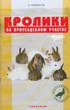Кролики на приусадебном участке