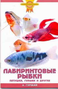 Лабиринтовые рыбки. Петушки, гурами и другие Гуржий А.Н.