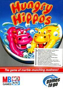 Н.Игра:Голодные Бегемотики компактная