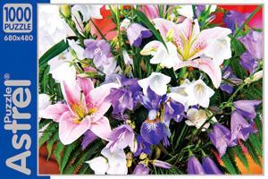 Пазл.1000А.02606 Орхидеи