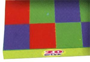 Рст.Т.Кубики 20шт.Цветные
