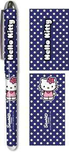 Ручки шариковые с колпачком 2 шт., синяя и черная (0.7 мм).