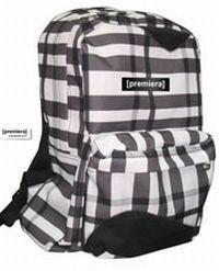 Рюкзак школьный с 2мя карманами,вентилируемой спинкой,раз.42х30х13см