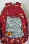Рюкзак школьный с 2мя отдел.,2мя карман.,вентилир.спинкой,раз.46х32х15см