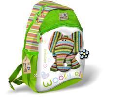 Рюкзак школьный с 2-мя отделениями, 2-я карманами, вентилируемой спинкой (38x28x