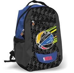 Рюкзак школьный спортивный с 2мя отделениями, 3мя карманами, вентилируемой спинк