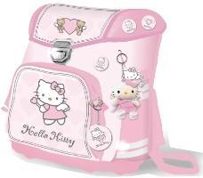 Рюкзак школьный, с 3-мя карманами, жестким корпусом, вентилируемой спинкой (36x3