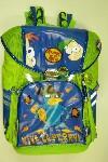 Рюкзак шкс 3-мя карм.,жестким корпус,вентилируемой спинкой,раз.36х30х20см