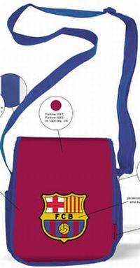 Сумка на лямке с откидным клапоном, 2-мя отделениями,2-мя карманами (22х18х8см)