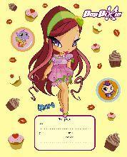 Тет.18(кл)PopPixie Сup Cake-30334 (3в)