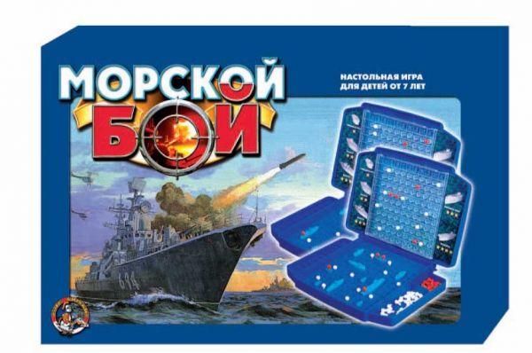 Наст.игр.:ДК.Морской бой 992 микрогофра