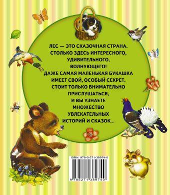 Сказки лесной опушки Бианки В.В., Пришвин М. М., Сладков Н.И., Шим Э.Ю.