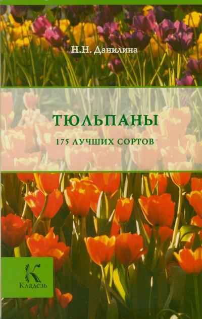 Тюльпаны Данилина Н.Н.