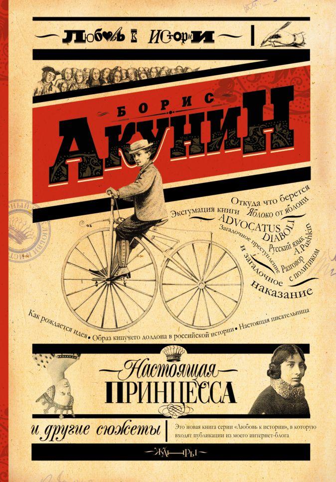 Настоящая принцесса и другие сюжеты Борис Акунин