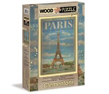 "CLem.Пазл.  500эл. Дерево.37036 Патрик Рейд О'Брайен ""Париж"""