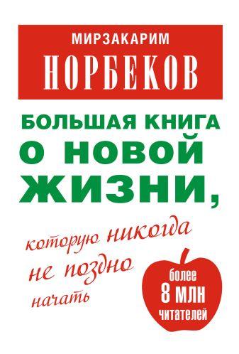 Мирзакарим Норбеков - Большая книга о новой жизни, которую никогда не поздно начать обложка книги
