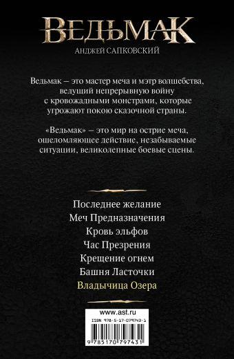 Владычица Озера Анджей Сапковский