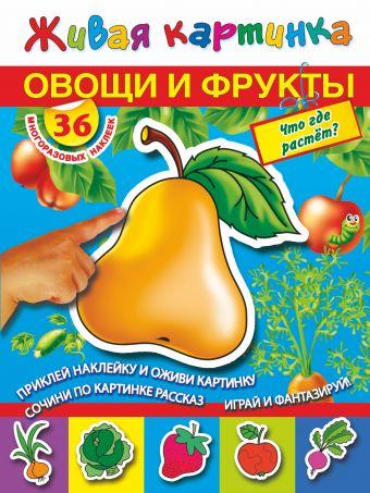 Овощи и фрукты: Овощи и фрукты: Что где растет? Дмитриева В., Горбунова И.В.
