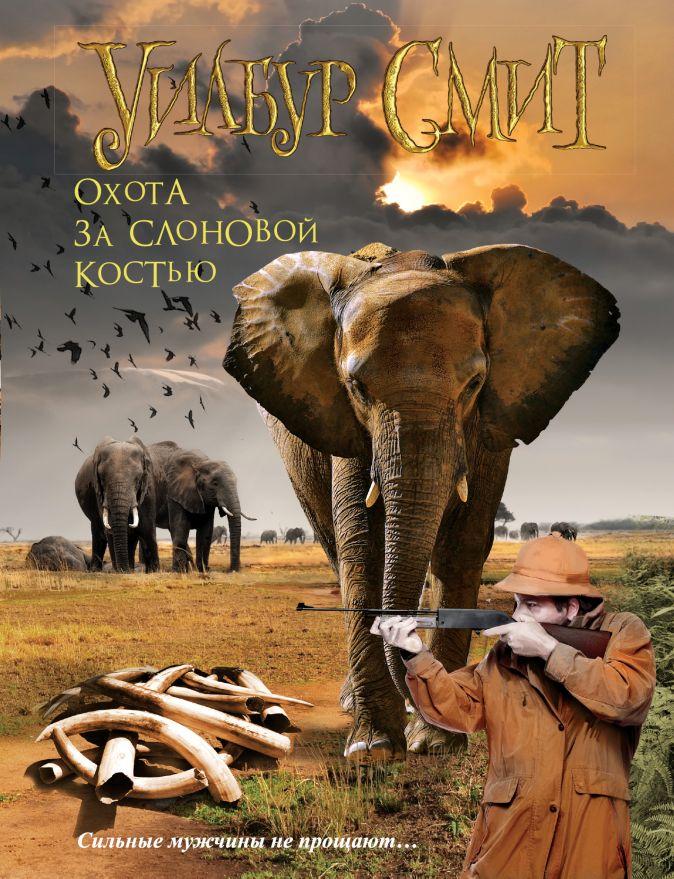 Уилбур Смит - Охота за слоновой костью обложка книги