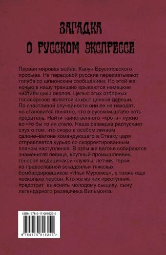 Загадка о русском экспрессе Кротков А.П.
