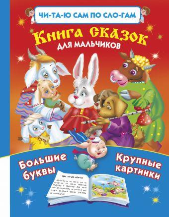 Читаю САМ по слогам.Книга сказок для мальчиков Арянова Н.Л., Горбунова И.В., Горбунова И.В.