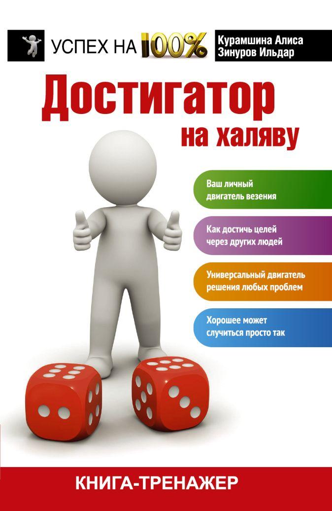 Зинуров И., Курамшина А. - Достигатор на халяву обложка книги