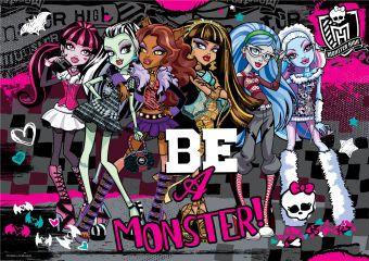 Monster High.Пазл.260A.Чем.05355